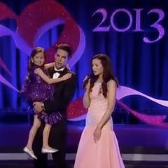 Emma, Patrick, and Sabrina