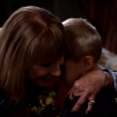 Monica and grandson Danny