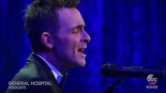 """Nurses Ball 2018 Valentin Performs """"The Book of Love"""""""