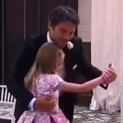 Charlotte dances with Dante