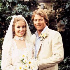 Scott weds Laura Webber