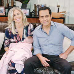Sonny and Carly bring Donna home