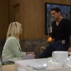 Nathan and Maxie talk and he gives her a proposition