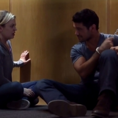 Nathan and Maxie held captive at the clinic