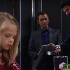 Valentin reveals he is Charlotte's father