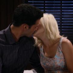 Comfort kiss