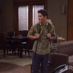 Rafe goes home with Sam