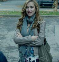Nathalia Ramos as ''Chloe Moray'' in ''Wildflower- The Movie''. hoa