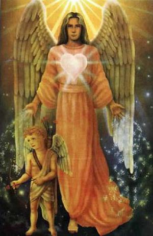 Archangel Chamuel | General Spirituality JM Wiki | FANDOM