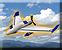 Deploy attack drone icon