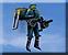 Jumpjet trooper take off icon