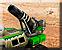 Rocket buggy mortar icon