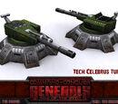 Tech Celebrus Turret