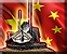 Propaganda center global propaganda broadcast icon