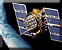 Spy satellite icon