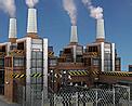 Tech power plant icon