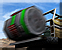 Demo truck dump demo trap icon