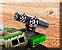 Rocket buggy rocket launcher icon