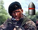 Anti tank commando icon