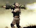 Missile defender icon