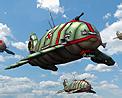 Propaganda airship icon