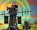 Ecm jammer tower icon