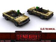 GLA Technical E