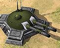 Tech coastal battery icon