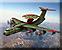 Spy plane icon