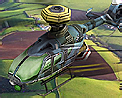Radar helicopter icon