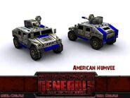 American Humvee