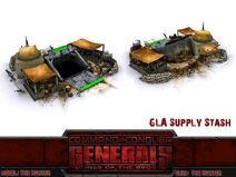 GLA Tunnel SupplyStash