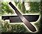 Mercenary runner machete icon