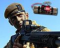 Demolition commando icon