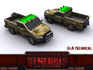 GLA Technical B
