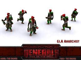 GLA Anarchist