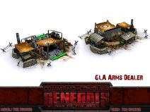 GLA Tunnel ArmsDealer