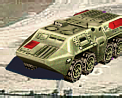 Troop crawler icon