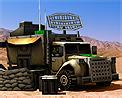 Command truck icon