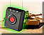 Black lotus signal transmitters icon
