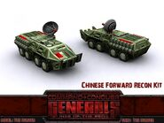 China Forward Recon