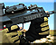 Combat pioneer submachine gun icon
