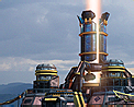 Solar reactor icon