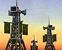Speaker tower icon