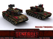 Russian New Tunguska