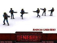 American Greenberet