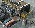 Tech naval yard icon