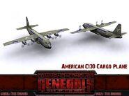 American Cargo Plane