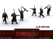 GLA Partisan