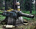 Gun turret icon